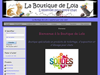 http://www.boutiquedelola.be/